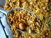 wortel granola